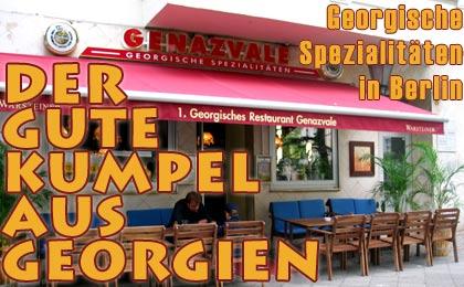 http://georgien-news.de/ - Georgische Küche Berlin